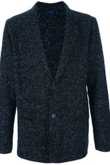 Lanvin Knitted Jacket - Lyst