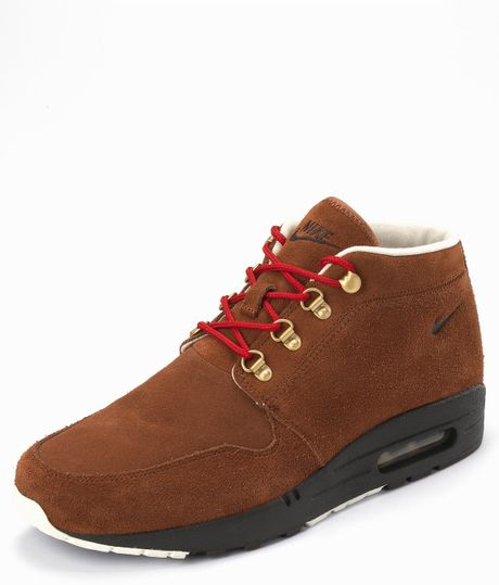 Nike Nike Wardour Max 1 Mens Boots In Brown For Men Lyst