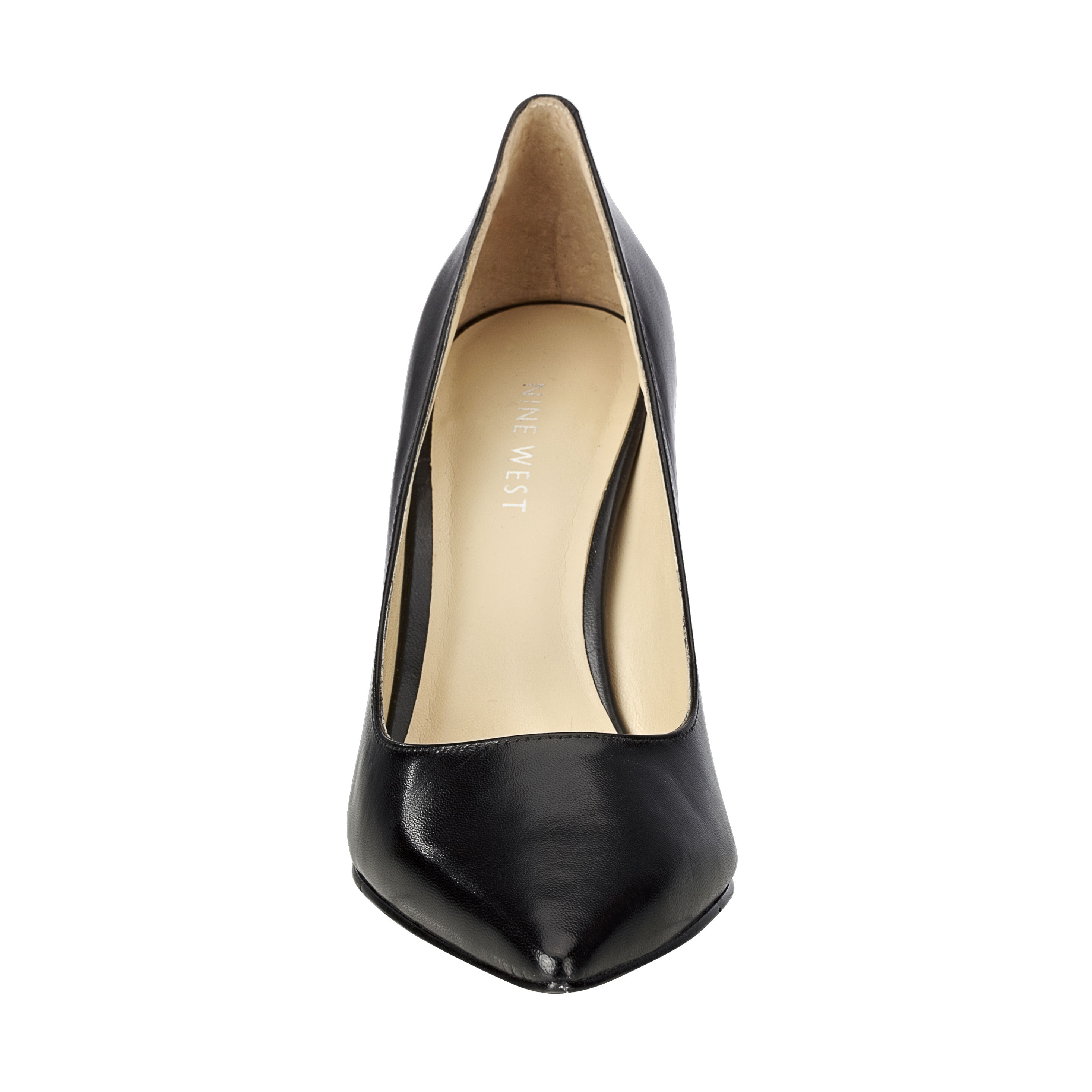 fdae065d72a Lyst - Nine West Martina Pointy Toe Pumps in Black