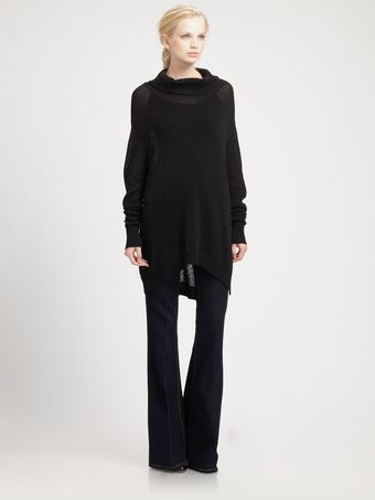 Rachel Zoe Nadine Turtleneck Sweater - Lyst