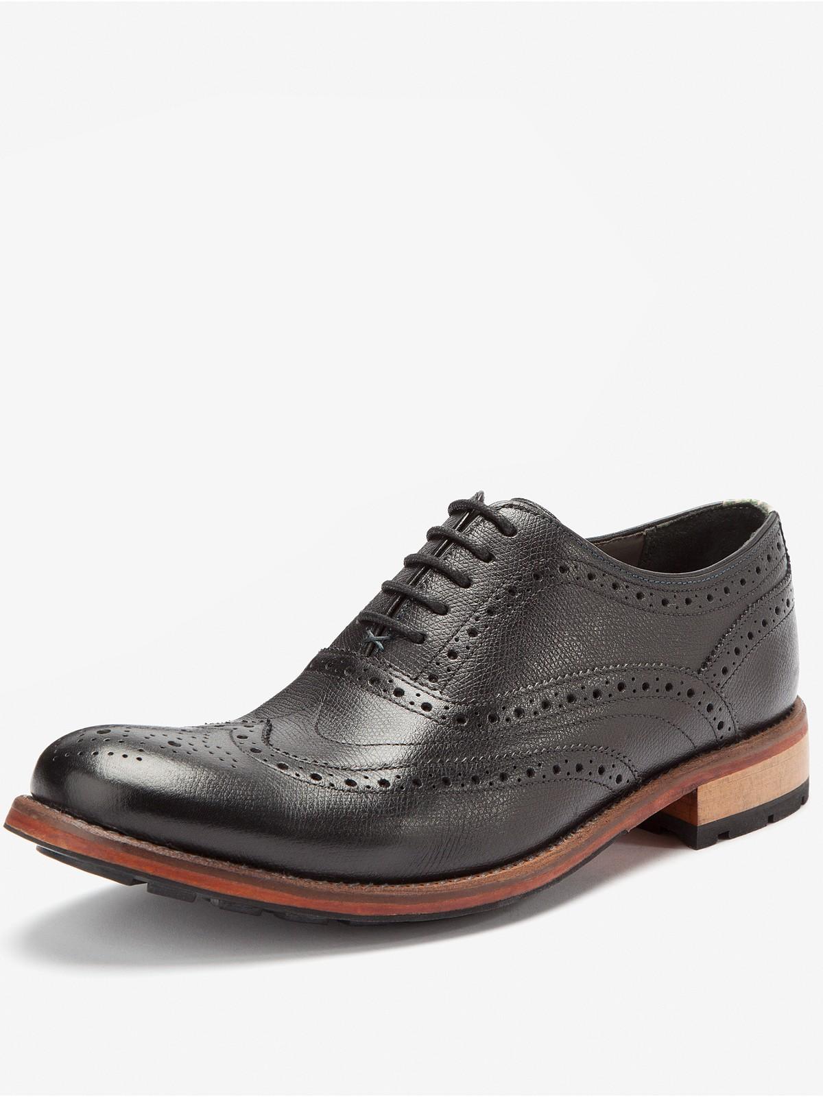 Ted Baker Black Dress Shoes