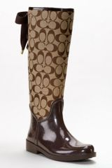 Coach Tristee Rainboot - Lyst