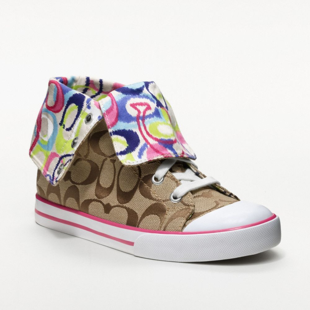 FOOTWEAR - High-tops & sneakers Coach Free Shipping For Nice Buy Cheap With Paypal Buy Cheap Comfortable cx36rVu