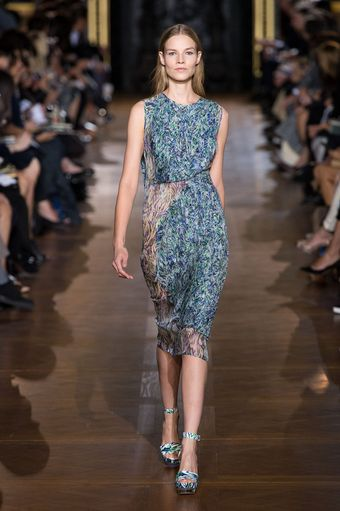 Stella McCartney Spring 2013 Runway Look 38 - Lyst