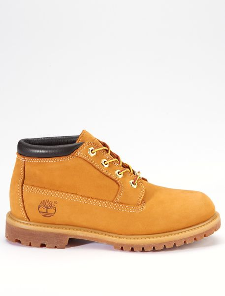 timberland nellie ankle boots wheat in beige wheat lyst