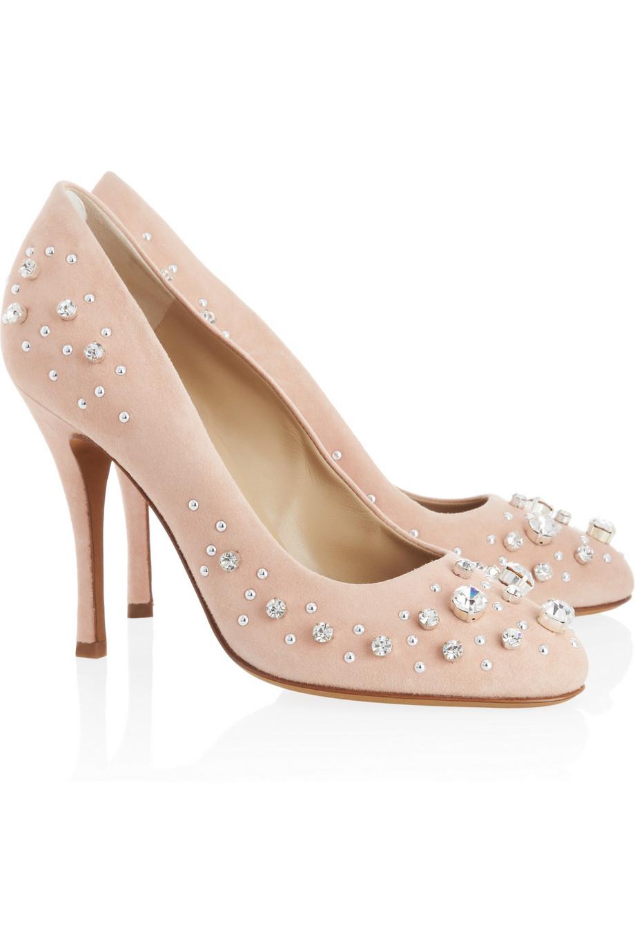 Cheap Light Pink Heels