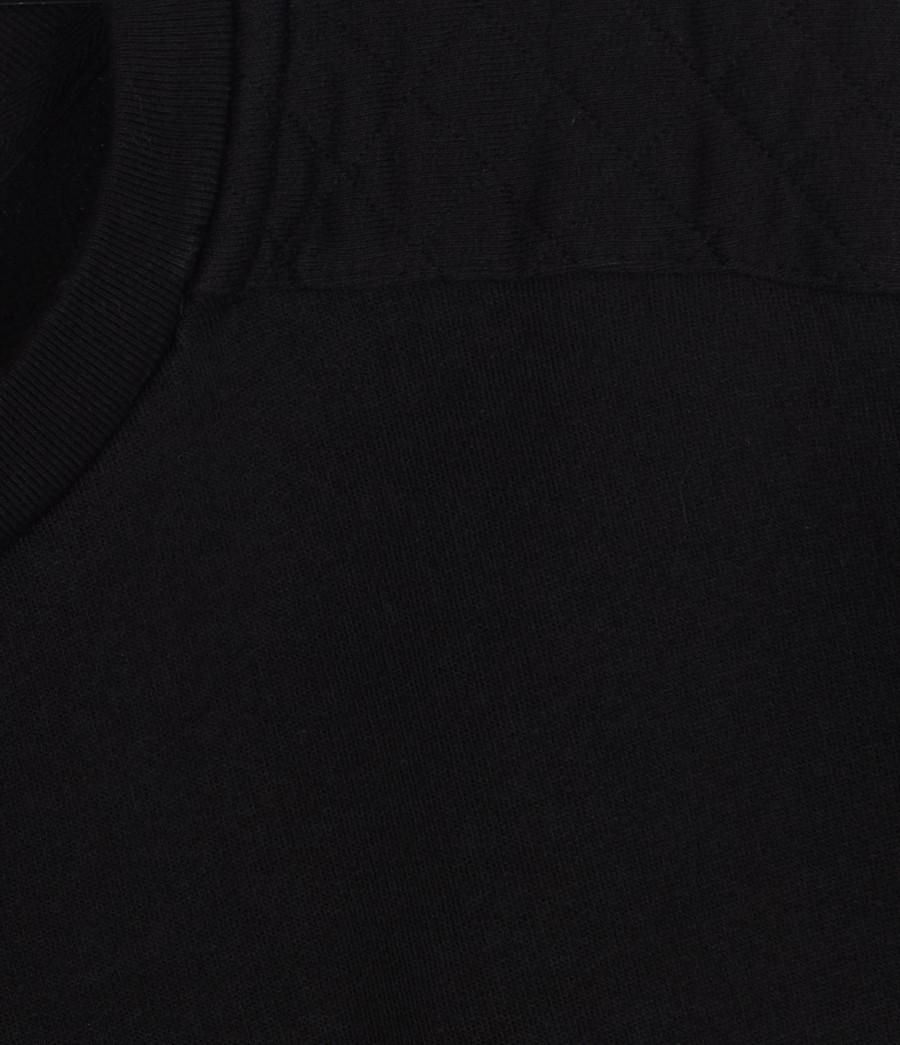 Allsaints Ridley Sweater Dress in Black