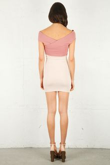 Bec & Bridge Flamingo Wrap Dress in Rose Tonal - Lyst