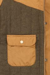 Gap Fourpocket Quilt Lining Jacket in Brown for Men (palomino brown) - Lyst