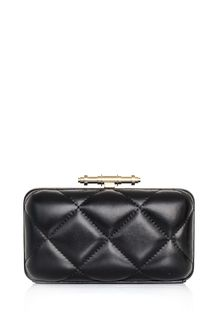 Givenchy Quilted Leather Clutch Bag - Lyst