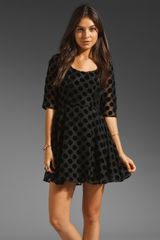 Mink Pink Formerly Known As Dot Dress - Lyst