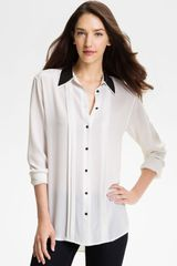 Equipment Silk Shirt - Lyst