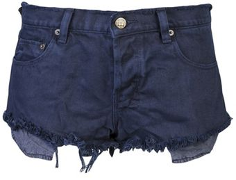 Ksubi Alberceque Cut Off Short - Lyst