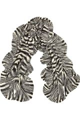 Missoni Striped Woolblend Scarf - Lyst