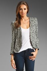 Parker Cluster Beaded Jacket - Lyst
