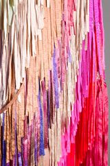 Tim Ryan Fringe Sequin Cape in Multicolor (multi) - Lyst