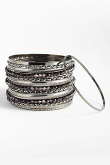 Cara Accessories Bangles - Lyst