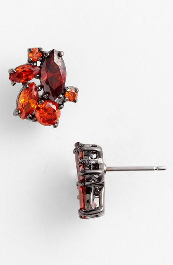 Givenchy Petal Small Stud Earrings - Lyst