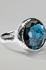Ippolita Lollipop London Blue Topaz Ring - Lyst
