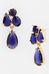 Kate Spade Fragment Drop Earrings - Lyst