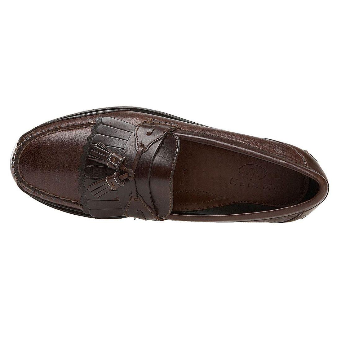 Neil M 'murphy' Loafer In Brown For Men (walnut)
