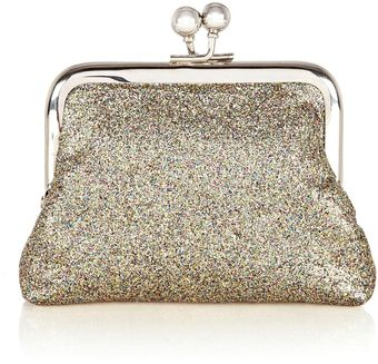 Oasis Small Bobble Purse - Lyst