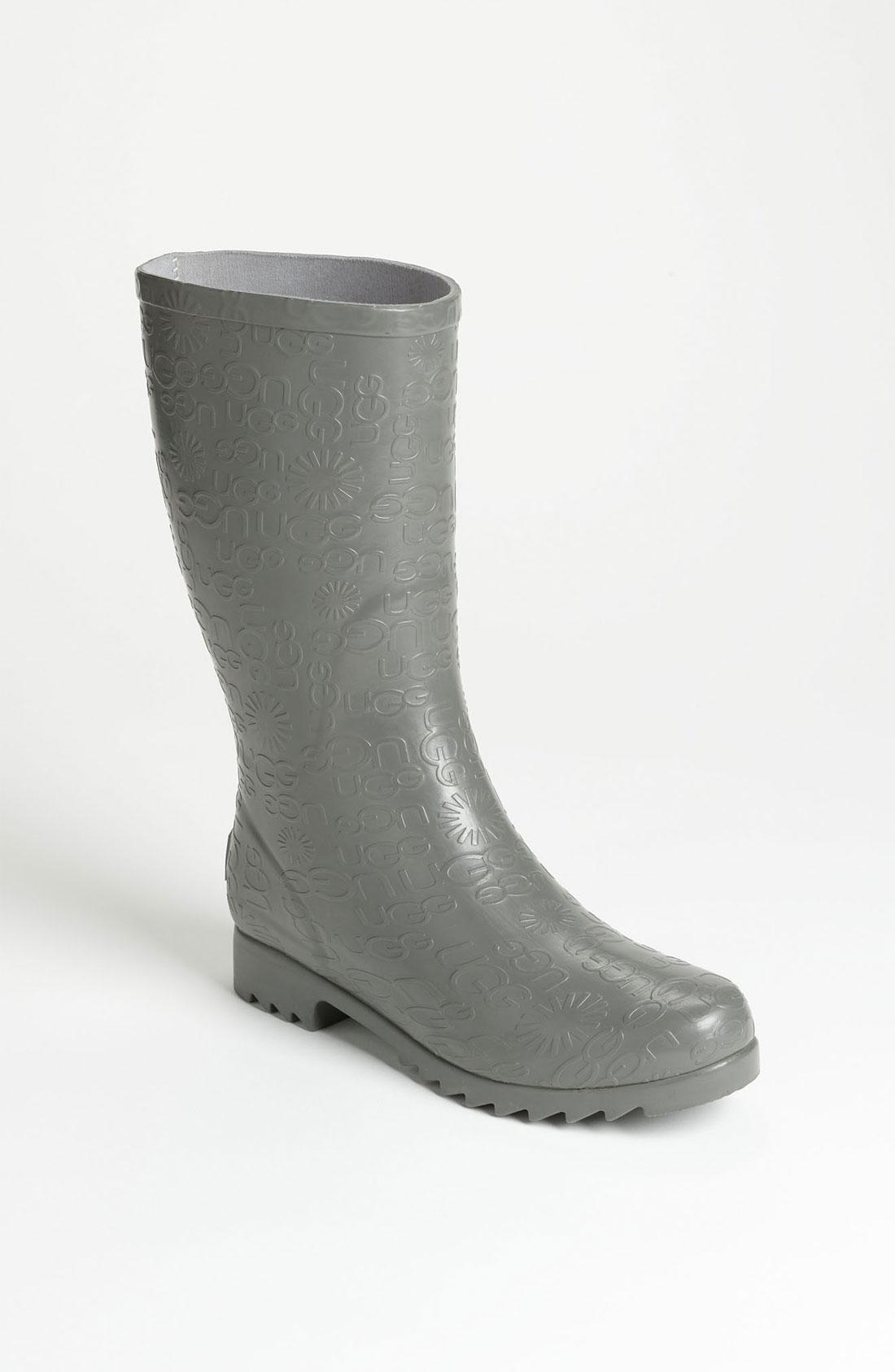 ugg wilshire logo boots