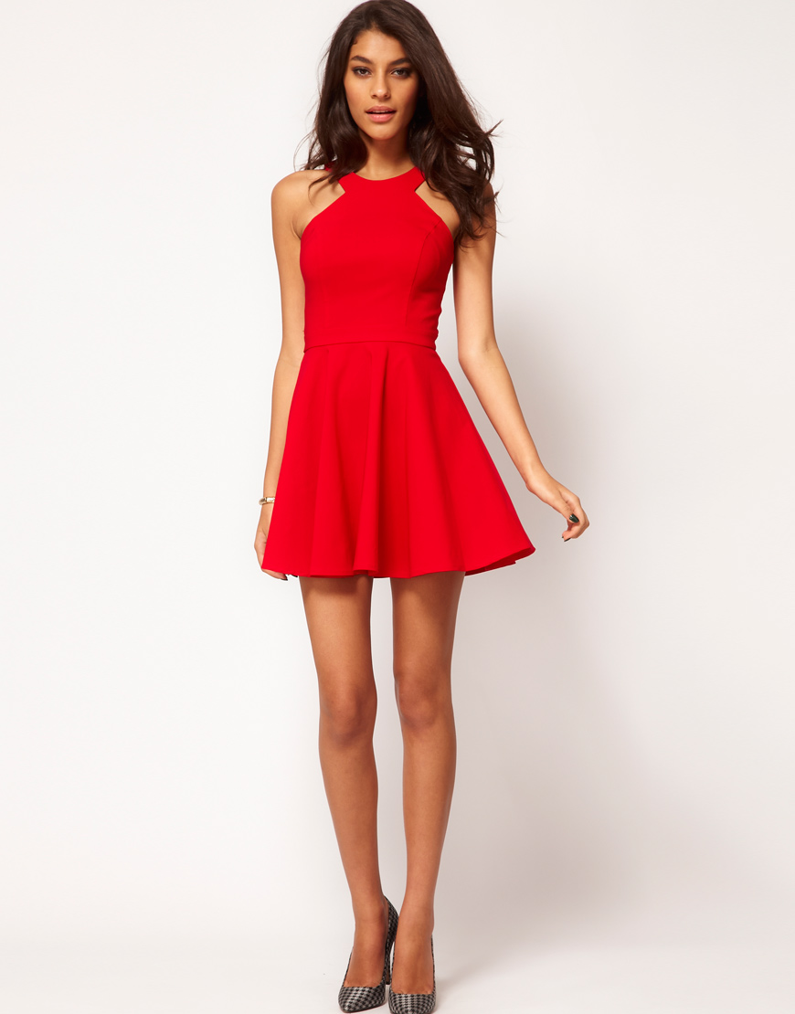 Petite Red Dresses Cocktail Dresses 2016
