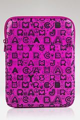 Marc By Marc Jacobs Ipad Case Tablet Case Dreamy Graffiti - Lyst