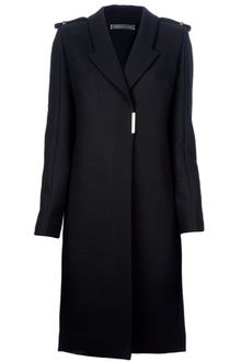 Victoria Beckham Single Breasted Coat - Lyst