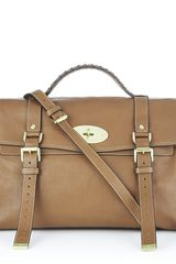Mulberry Oversized Oak Alexa Bag - Lyst