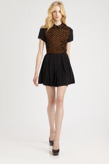 Opening Ceremony Beaded Dress - Lyst
