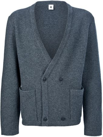 Adam Kimmel Cardigan Sweater - Lyst