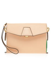 Alexander Wang Lydia Structured Clutch Bag - Lyst