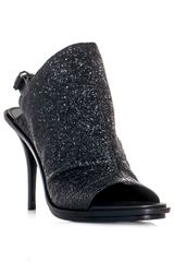 Balenciaga Glove Slingback High Heel Shoes - Lyst