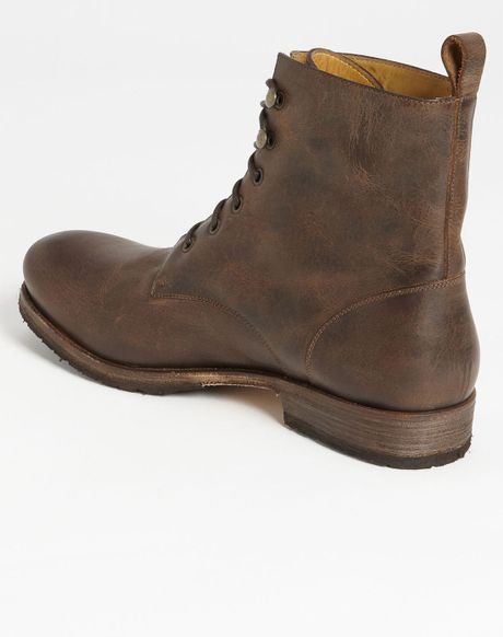 Billy Reid Delta Boot in Brown for Men - Lyst