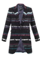 Rag & Bone Smoking Coat - Lyst