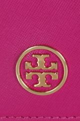 Tory Burch Robinson Mini Bag in Pink - Lyst