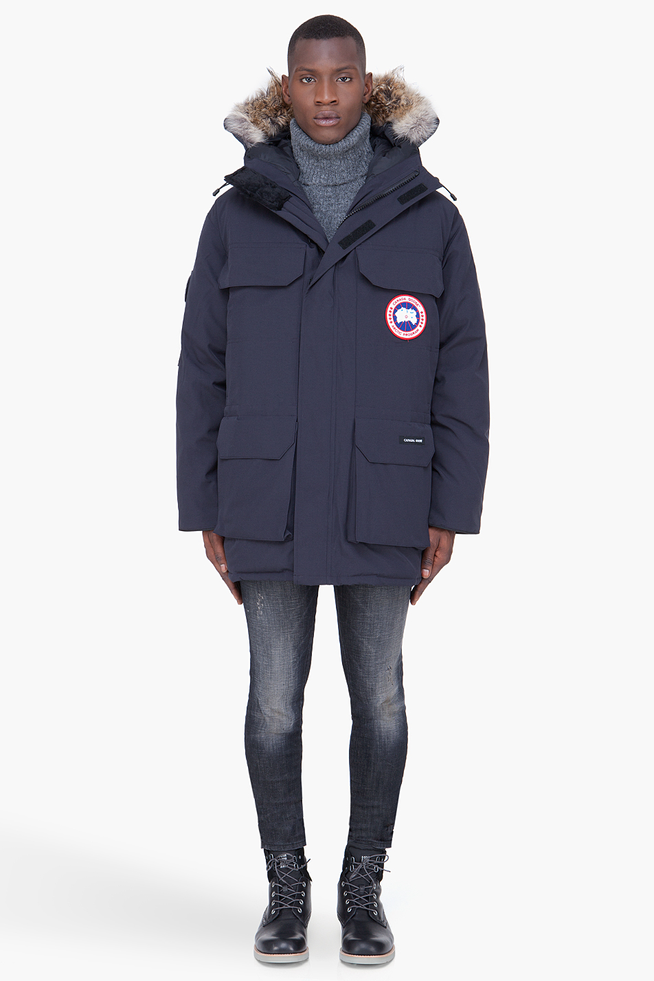 canada goose expedition parka homme