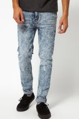 Cheap Monday Skinny Jeans - Lyst