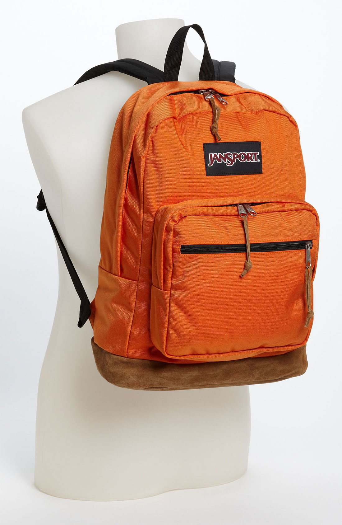Lyst - Jansport Right Backpack in Orange for Men