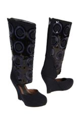 Marni Highheeled Boots - Lyst