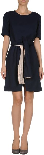 Paper London Short Dress - Lyst