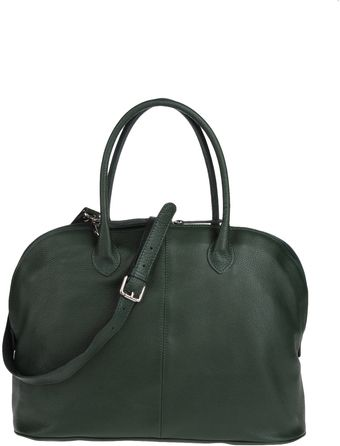 Parentesi Large Leather Bag - Lyst