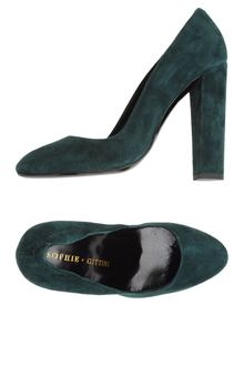 Sophie Gittins Closedtoe Slipons - Lyst