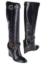 Stella McCartney Highheeled Boots - Lyst