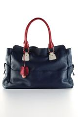 Tommy Hilfiger Breast Health International Satchel Bag - Lyst