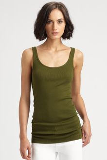 Vince Favorite Tank Top - Lyst