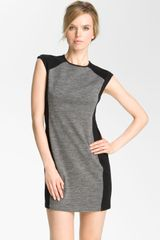 10 Crosby by Derek Lam Knit Dress - Lyst