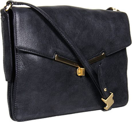 Botkier Valentina Shoulder in Black (b) - Lyst